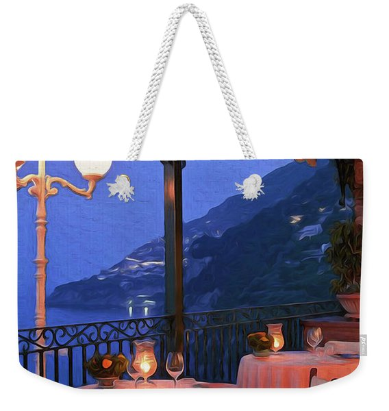 Positano, Beauty Of Italy - 05 Weekender Tote Bag