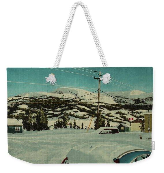 Post Hill Weekender Tote Bag