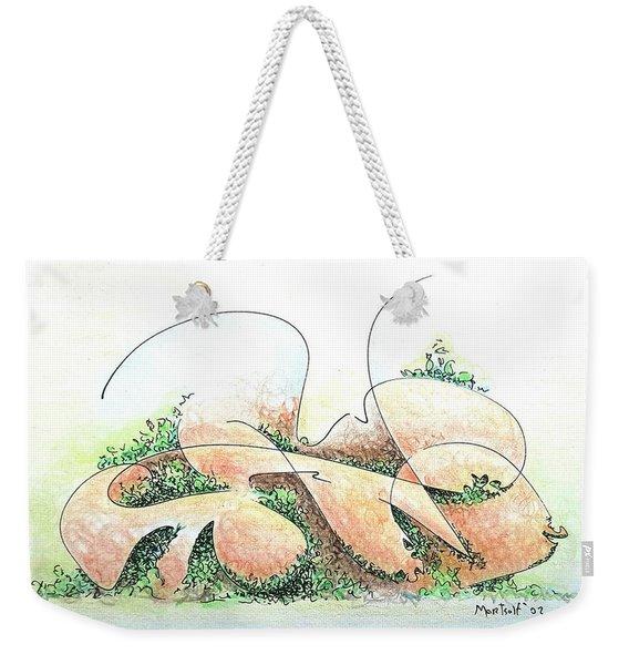 Potsherds Weekender Tote Bag