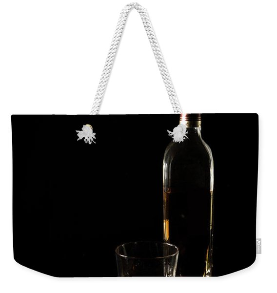 Pour Me A Glass Weekender Tote Bag