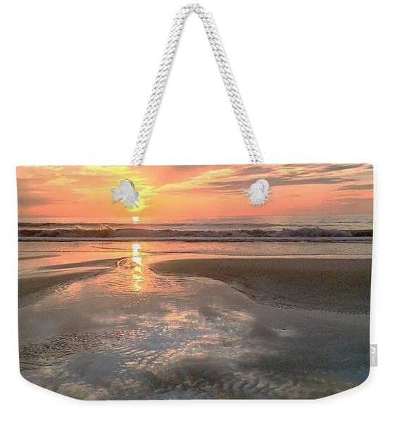 Pouring Out Weekender Tote Bag