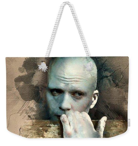 Powder Flanery Weekender Tote Bag