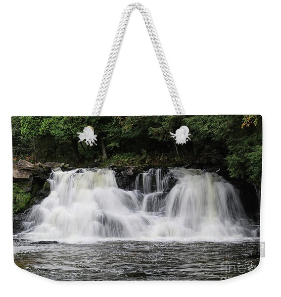 Power House Falls 2 Weekender Tote Bag