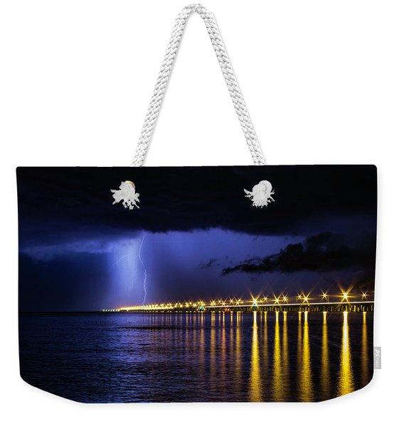 Power Of God Weekender Tote Bag