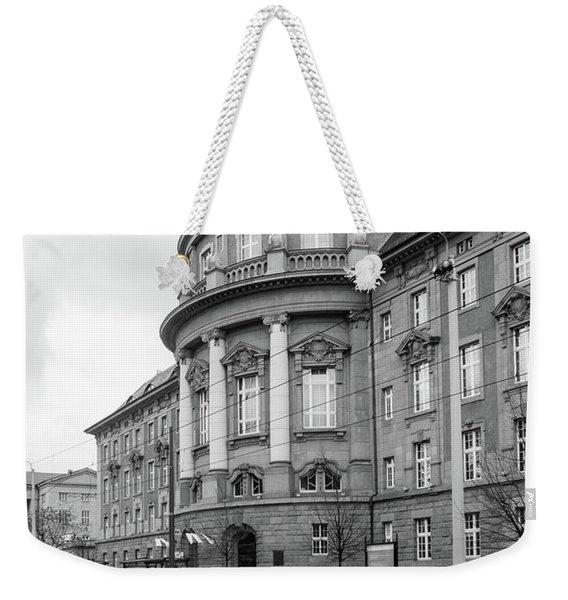 Poznan University Of Medical Sciences Weekender Tote Bag