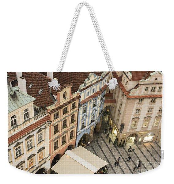 Prague. Old Town Square Weekender Tote Bag