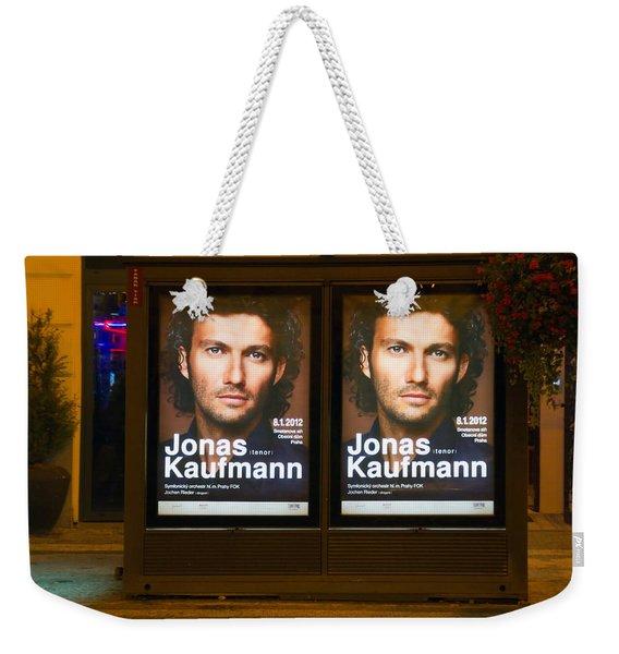 Praha Bus Station Weekender Tote Bag