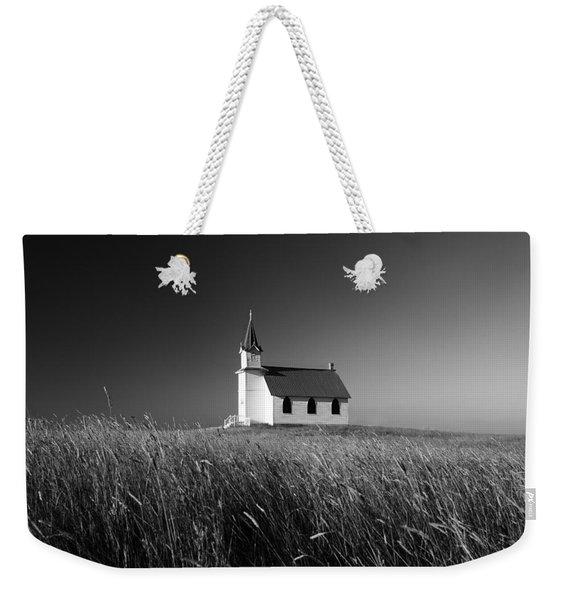 Prairie Chapel Weekender Tote Bag