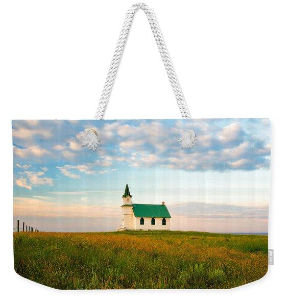 Prairie Parish Weekender Tote Bag