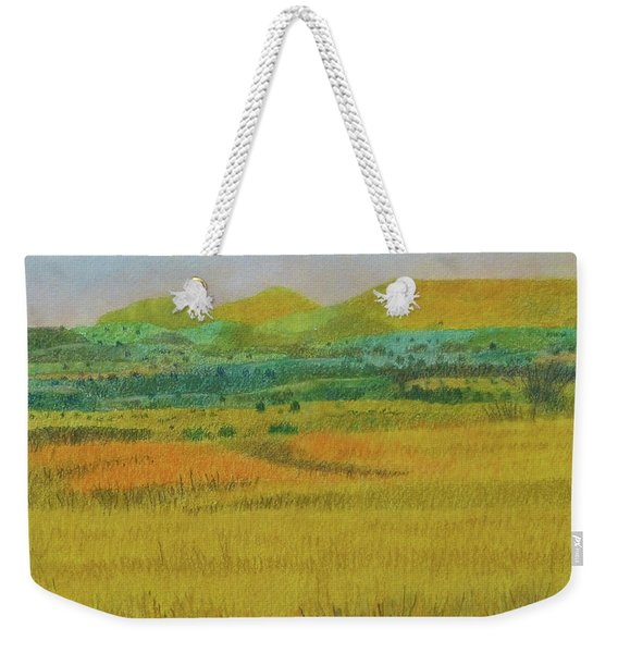 Prairie Reverie Weekender Tote Bag