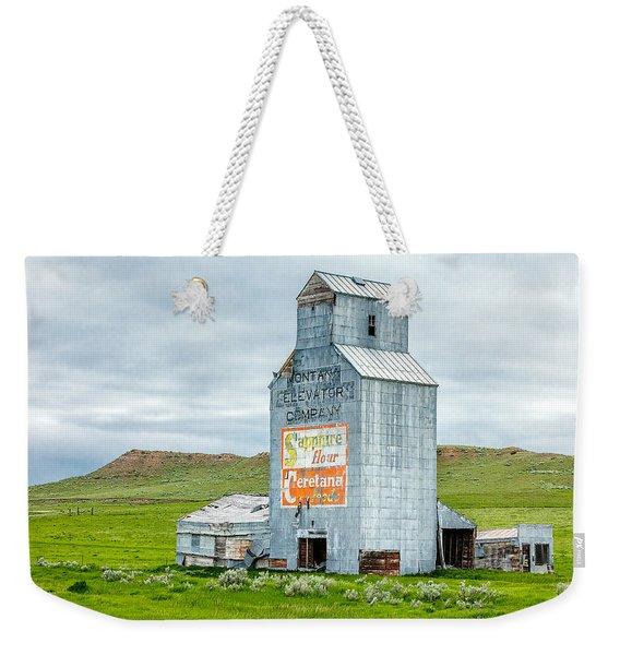 Prairie Sentinel Weekender Tote Bag