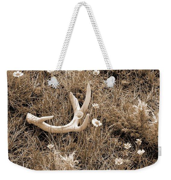 Prairie Spring Weekender Tote Bag