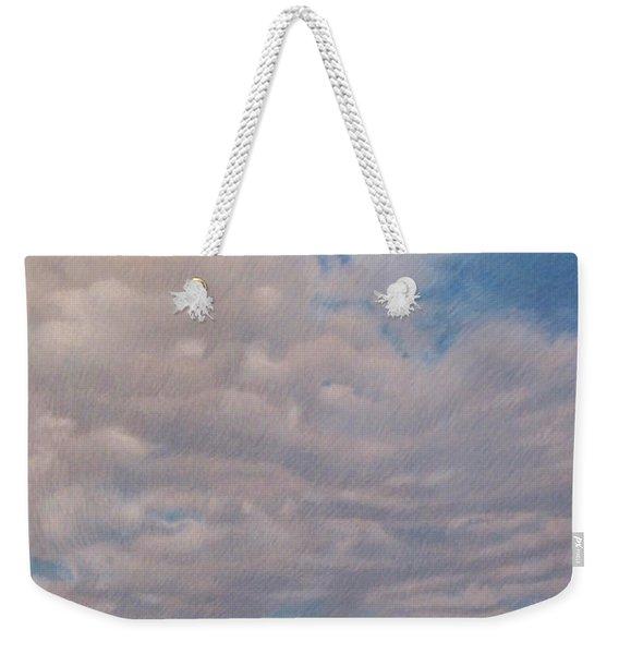 Prairie Trail Weekender Tote Bag