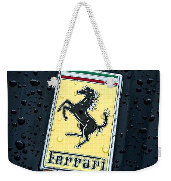 Prancing Stallion Weekender Tote Bag