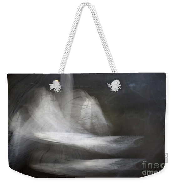 Prayer Bowlleft Weekender Tote Bag