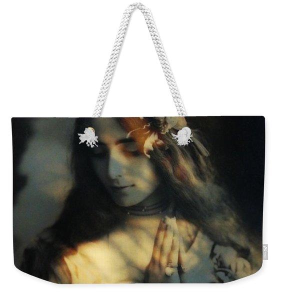 Prayer - Dream A Little Dream For Me  Weekender Tote Bag