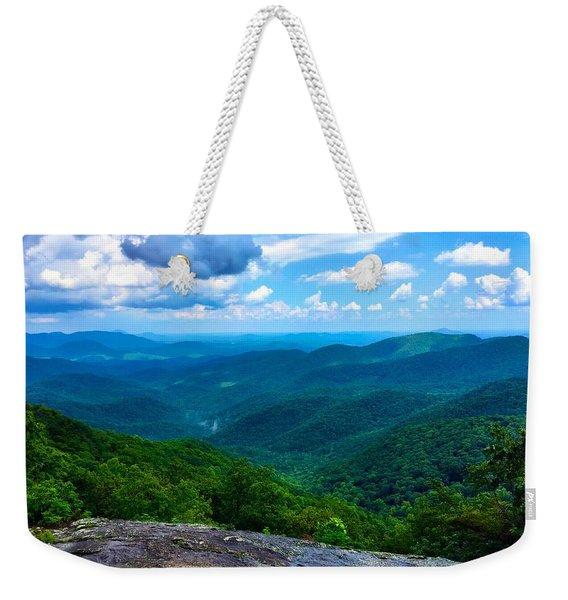 Preacher's Rock Weekender Tote Bag