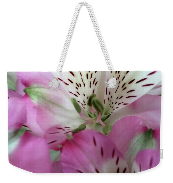 Precious Beauty Weekender Tote Bag