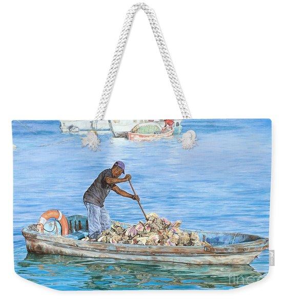 Precious Cargo Weekender Tote Bag