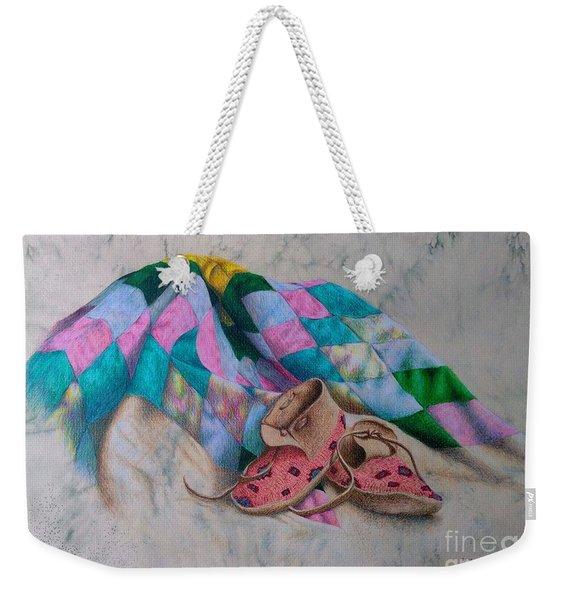 Precious Memories Weekender Tote Bag