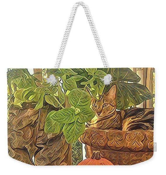 Precious Pumpkin Weekender Tote Bag