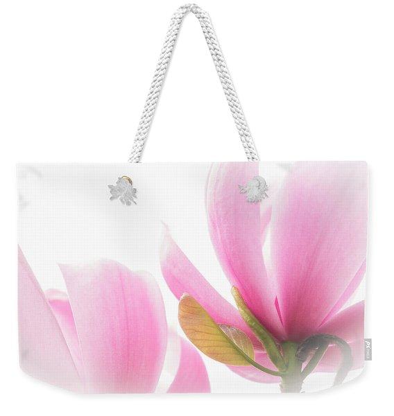 Preciously Pink Weekender Tote Bag