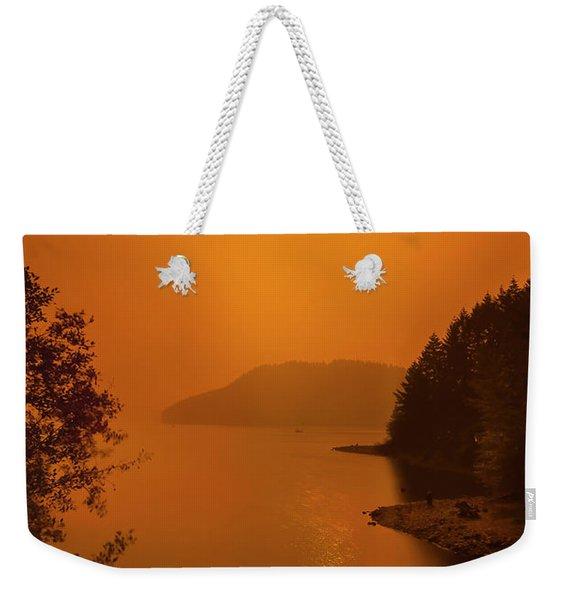 Preclipse 8.17 Weekender Tote Bag