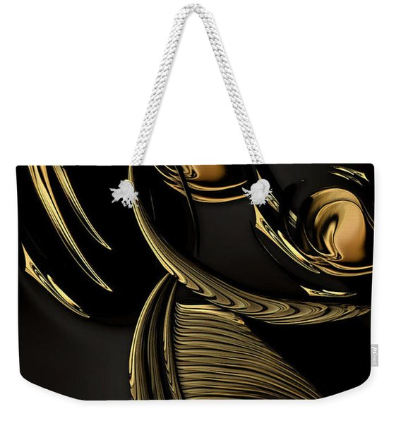 Preconceived Projection Weekender Tote Bag