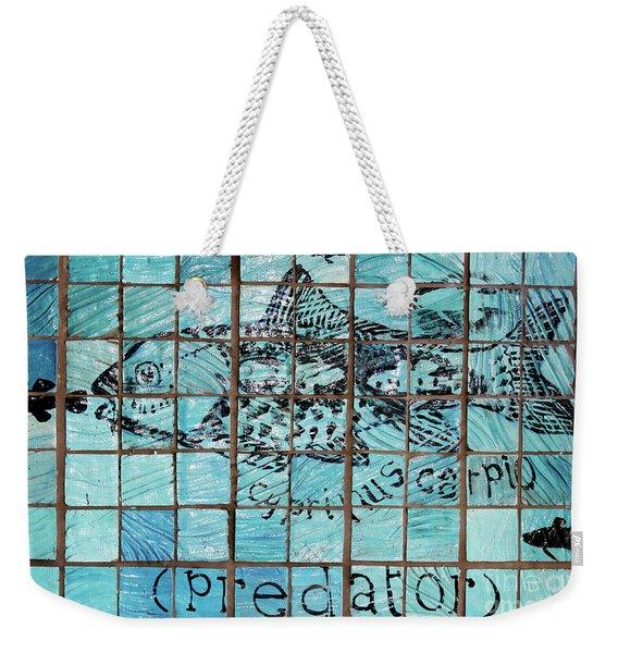 Predatile Weekender Tote Bag