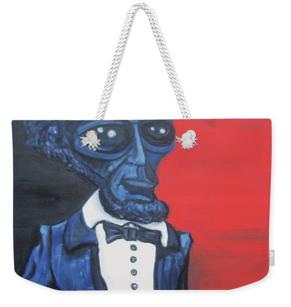 President Alienham Lincoln Weekender Tote Bag