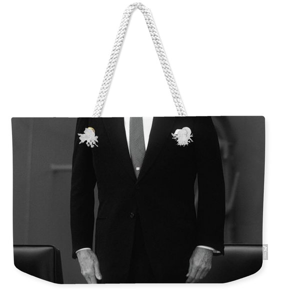 President Ronald Reagan - Two Weekender Tote Bag