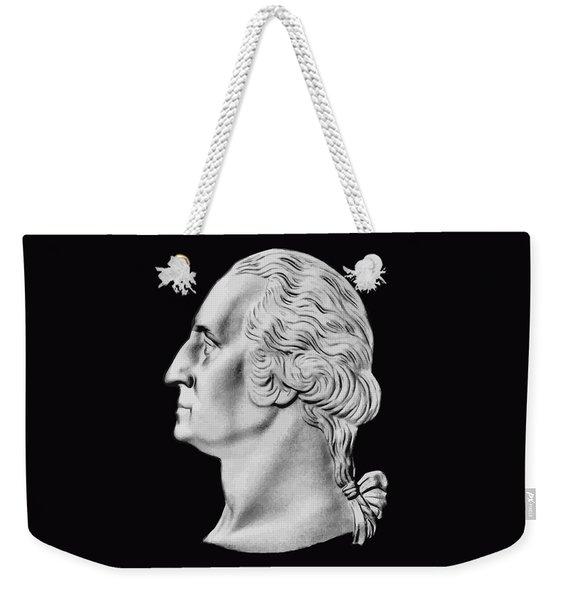 President Washington Bust  Weekender Tote Bag