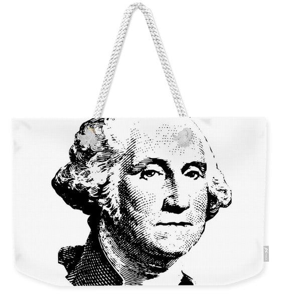 President Washington Weekender Tote Bag