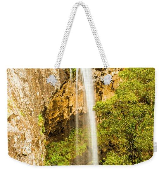 Preston Falls Tasmania Weekender Tote Bag