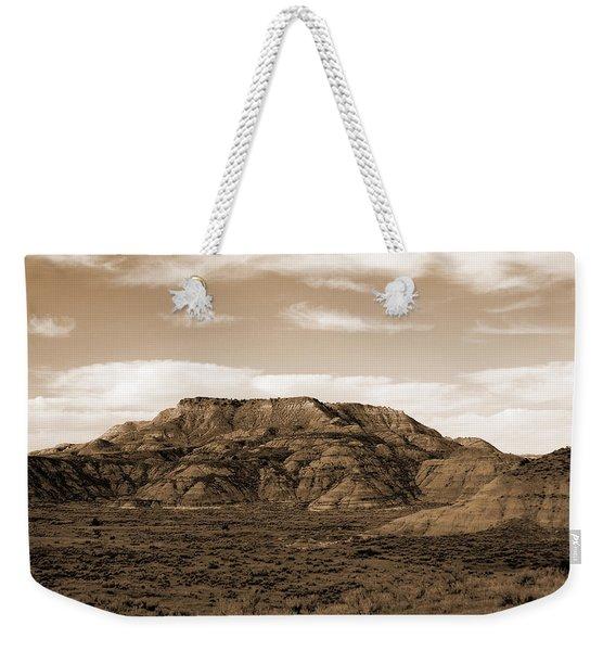 Pretty Butte Weekender Tote Bag
