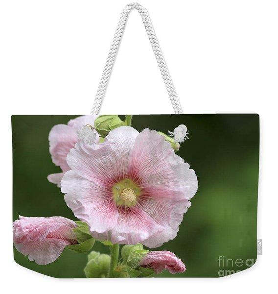 Pretty In Pink Weekender Tote Bag
