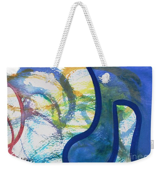 Pretty Tav Weekender Tote Bag