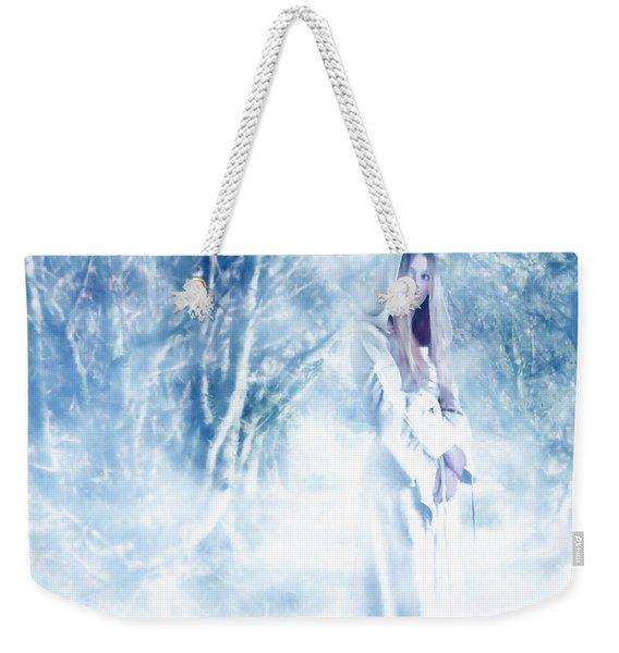 Priestess Weekender Tote Bag