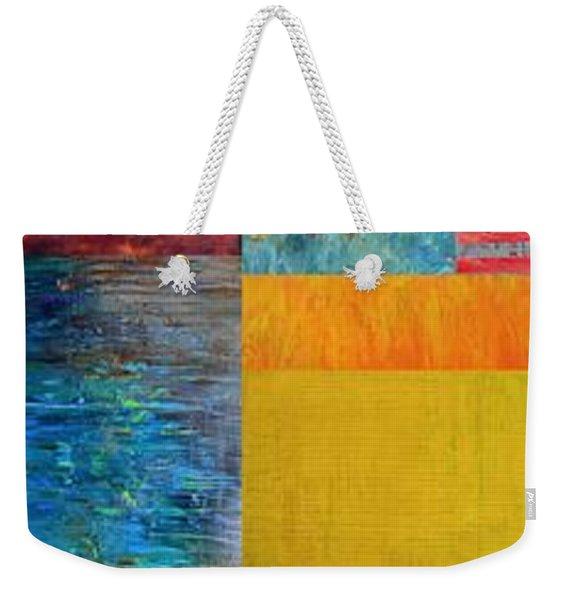 Primary Compilation 1.0 Weekender Tote Bag