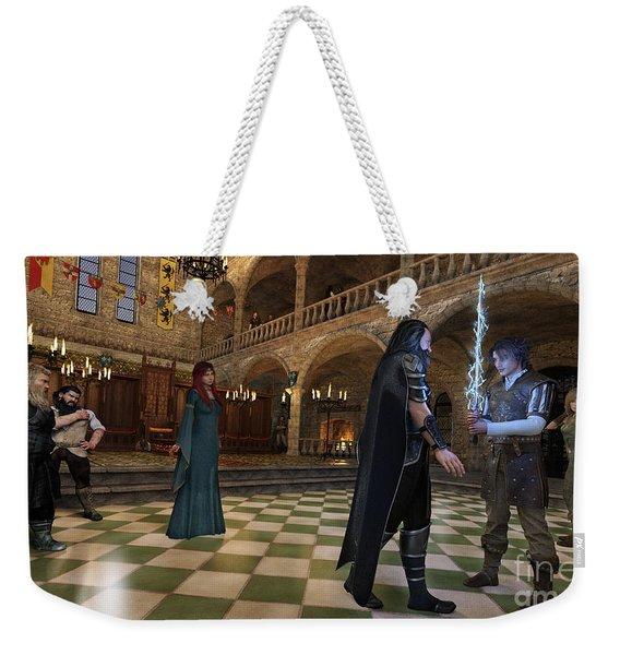 The Orphan's Revenge Weekender Tote Bag