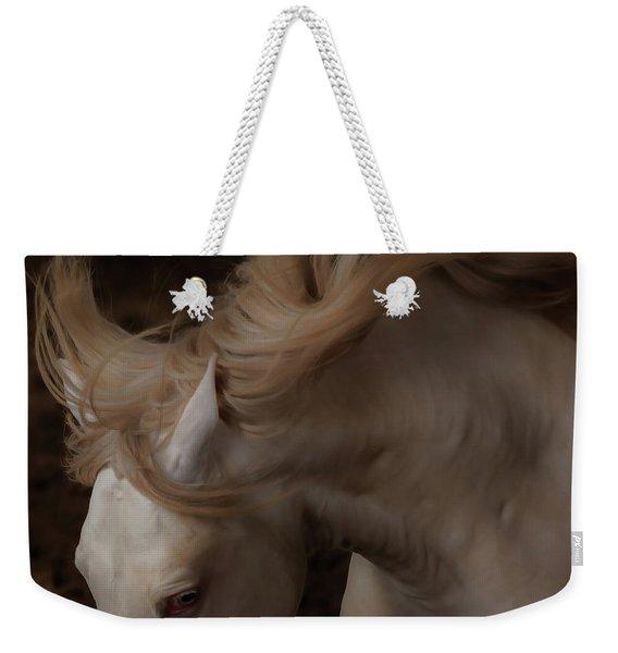 Prince Of Power Weekender Tote Bag