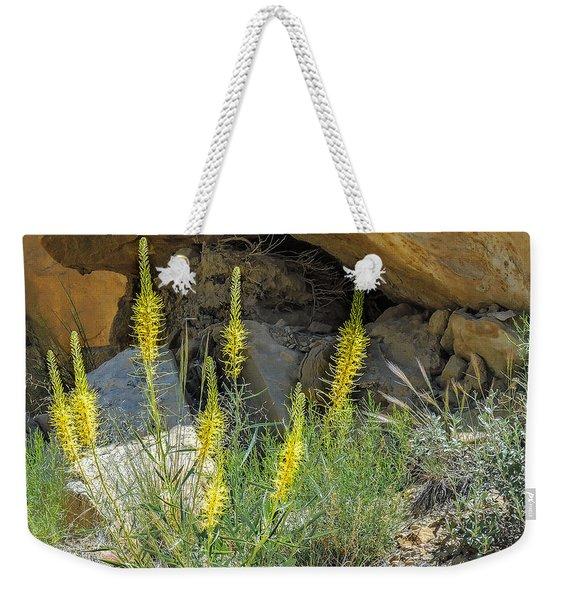Prince's Plume Weekender Tote Bag
