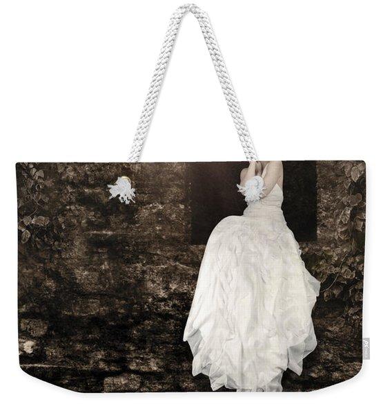 Princess In The Tower Weekender Tote Bag