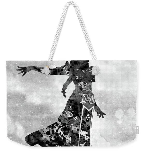 Princess Zelda Weekender Tote Bag