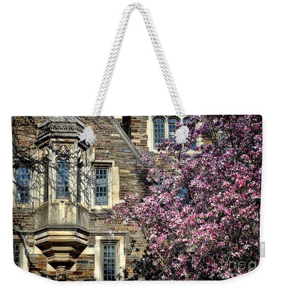 Princeton University Memories Weekender Tote Bag