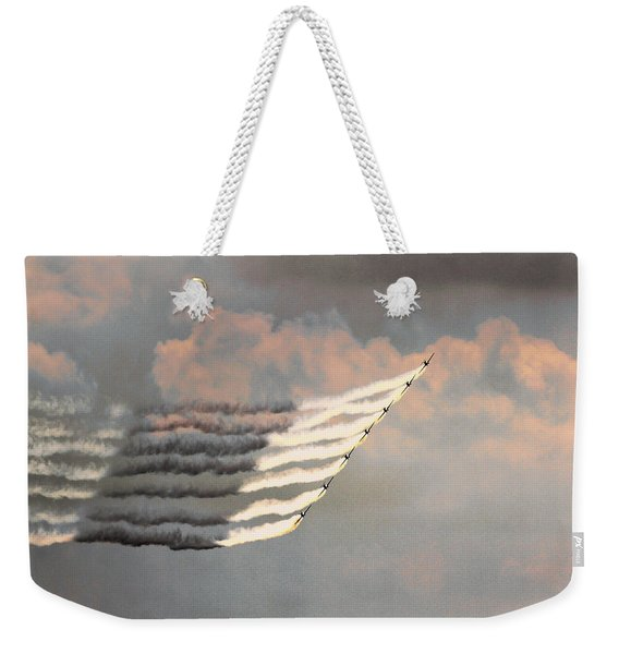 Professionalism Of Excellence Weekender Tote Bag