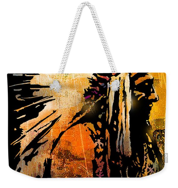 Profile Of Pride Weekender Tote Bag