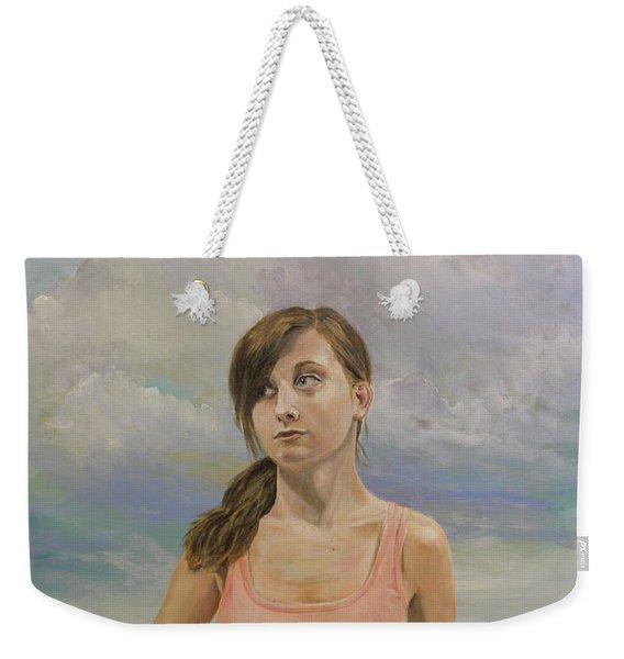 Promethea Weekender Tote Bag