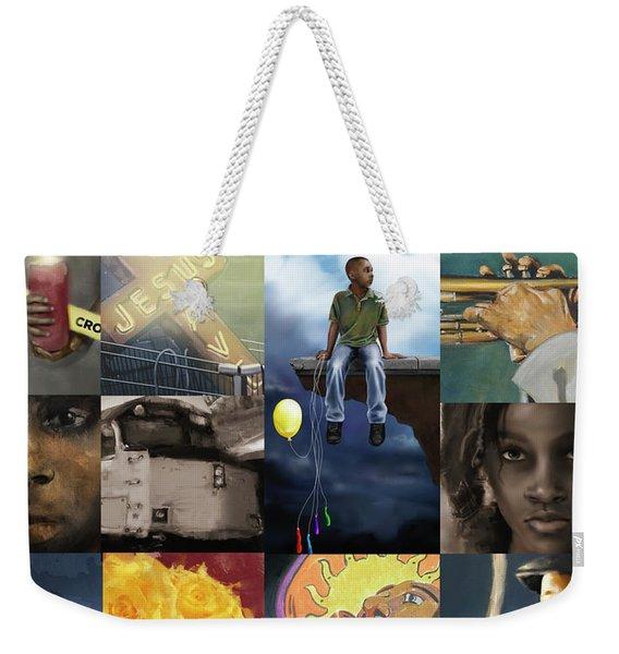 Promotional 01 Weekender Tote Bag
