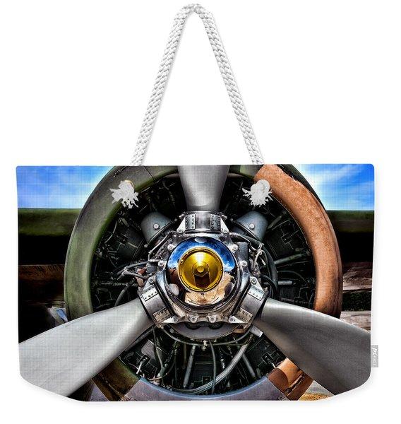 Propeller Art   Weekender Tote Bag